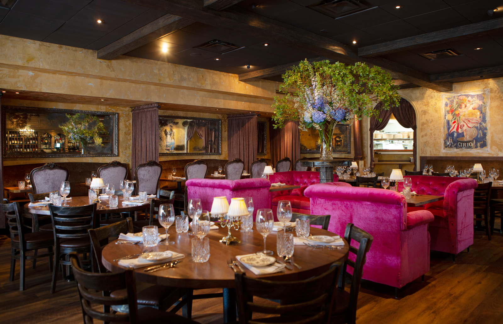 Naples Private Dining And Banquet Rooms Group Events